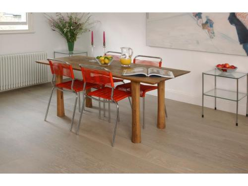 Engineered Oak Kitchen Flooring by The Natural wood Floor Company