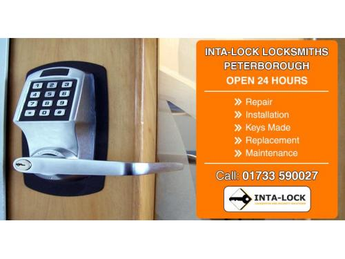 Inta-lock Locksmiths Peterborough