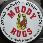 Muddy Rugs Equine Laundry