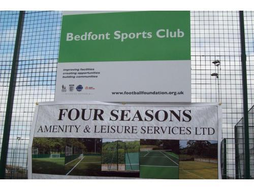 Sports Surfaces- Four Seasons Amenity & Leisure Services Ltd