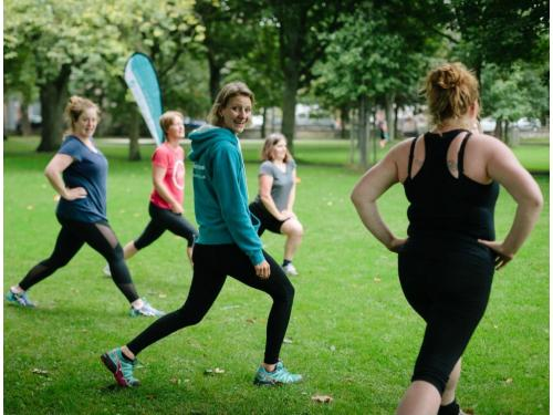 Fit & Happy Boot Camp - The Meadows Edinburgh