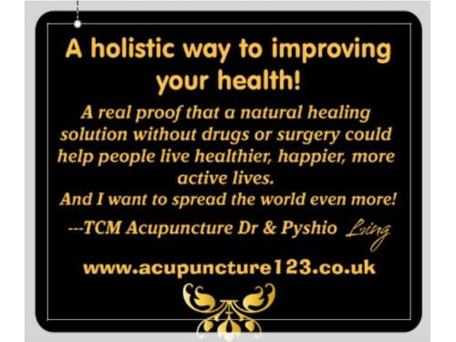 Home Visits Acupuncture and Pyshio