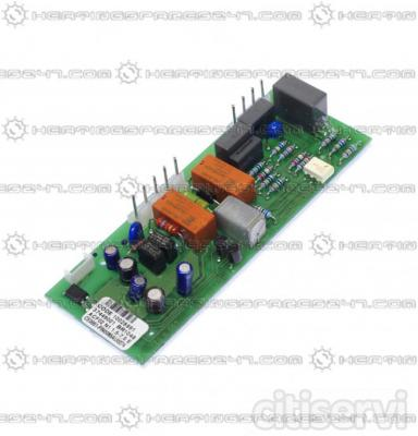 Vokera Ignition PCB 10028890   This Ignition PCB is suitable for: • Vokera Compact 24  • Vokera Compact 28  • Vokera Compact 25HE  • Vokera Compact 29HE  • Vokera Compact 35HE  • Vokera Sabre 24  • Vokera Sabre 28  • Vokera Sabr