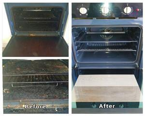 Eating healthy and tasty food is one of the pleasures we all enjoy. That is why it is a disaster when the lovely dinner gets ruined by the layers of charred food in your oven. Pro Cleaners Guildford is a reliable company that has perfected the oven cleani