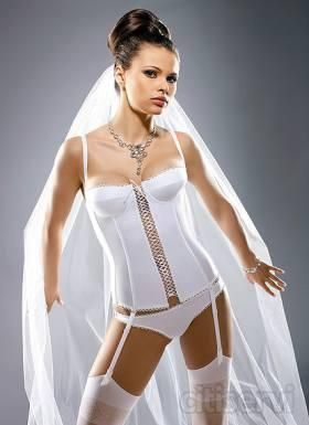 Order your Bridal Lingerie online with Moonrise Lingerie before the end of April and receive a 10% discount.