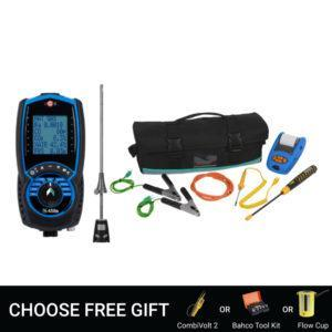 Heatingspares247.com Teams up with Kane             Approved Kane Stockist  KANE 455 PRO KIT (FREE DELIVERY!)  Key Features Carbon monoxide measurement (0 to 20%) Carbon dioxide measurement (0 to 2000ppm) Incorporated wireless connection Differential temp